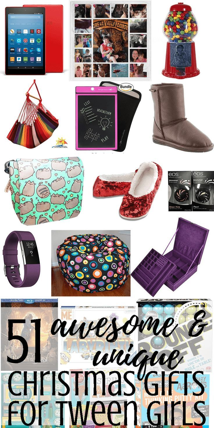51 awesome unique christmas gift ideas for tween girls
