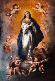 Inmaculada Concepción de San Felipe Neri. Oratorio de San Felipe Neri (Cádiz) 1680/82. Bartolomé Esteban Murillo
