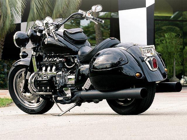 Custom Honda Valkyrie Motorcycles: 6-cylinder Showdown | Motorcycle Cruiser