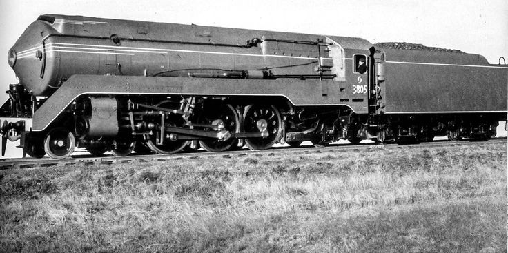 Streamlined 3805 (New South Wales C38 class locomotive)