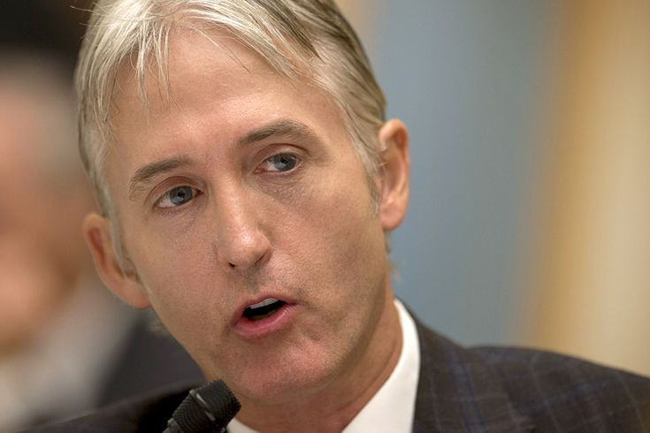 Trey Gowdy comes undone: The GOP's new Ken Starr has lost all claims to credibility.