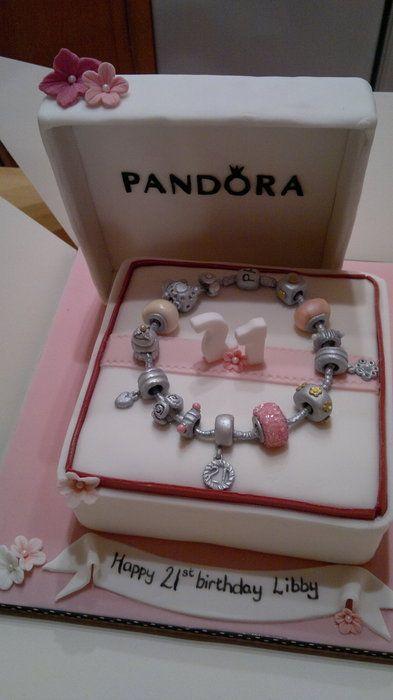 'Pandora Gift Box' Cake                                                                                                                                                                              «CaKeCaKeCaKe»