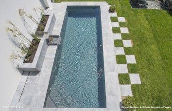 Mini piscine enterrée & petite piscine | Caron Piscines