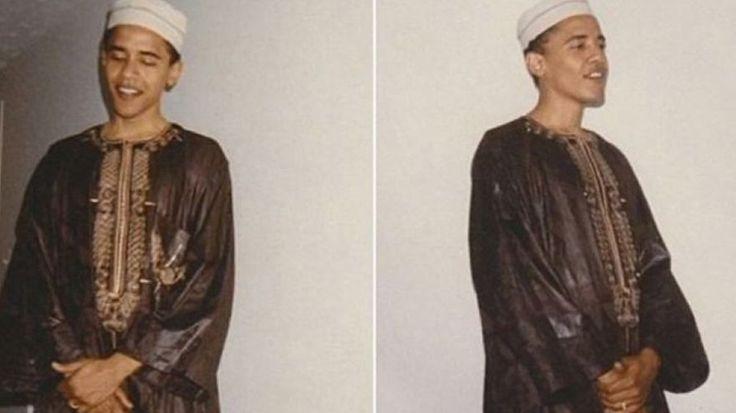 Barack Obama w tradycyjnym islamskim stroju. #islam #barack #obama http://dodawisko.pl/9024-barack-obama-w-tradycyjnym-islamskim-stroju.html