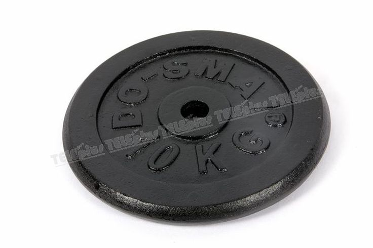 Do-Smai AG-889 Döküm Ağırlık 10 KG - Do-Smai 10 kg Siyah Döküm Plaka  Siyah döküm plaka ağırlığı 10 kg. 'dır.   Vücut geliştirme, fitnes veya halter sporlarında kullanabileceğiniz ağırlıklardır.  - Price : TL90.00. Buy now at http://www.teleplus.com.tr/index.php/do-smai-ag-889-dokum-agirlik-10-kg.html
