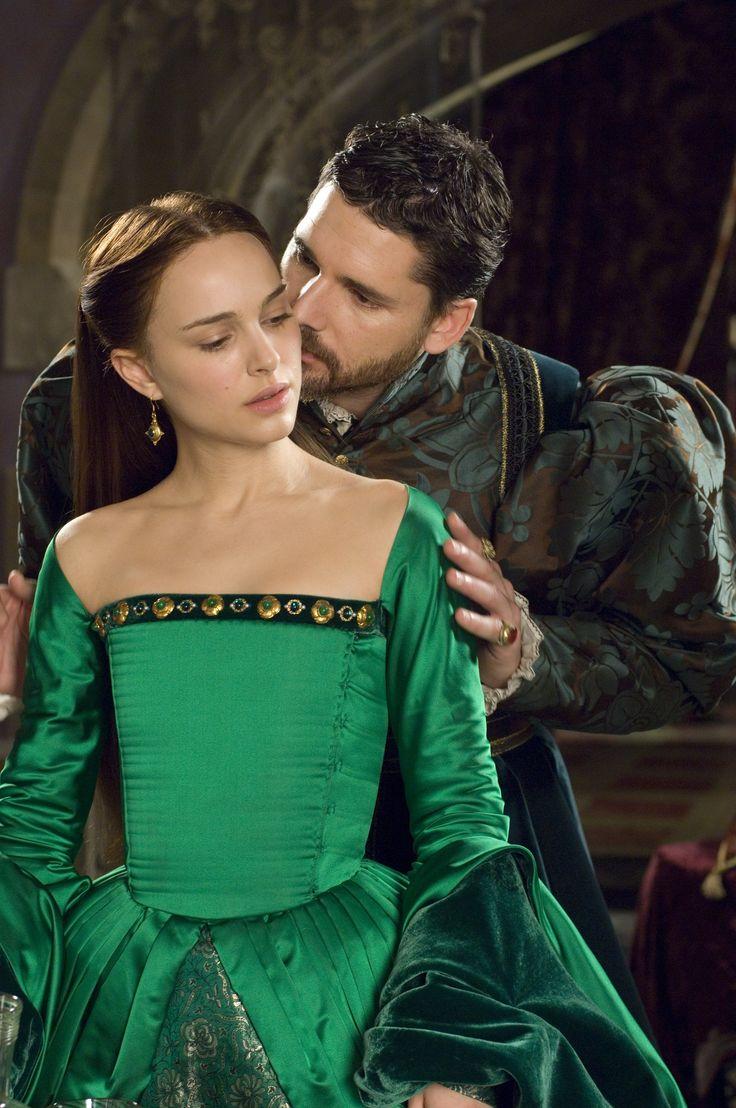 The Other Boleyn Girl: Ann and Henry.