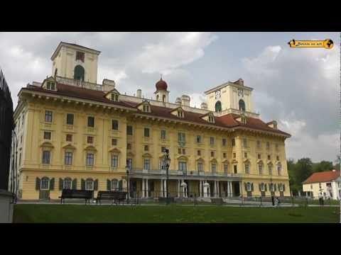 Schloß Esterházy - Wahrzeichen mit Haydnsaal - Eisenstadt Österreich - YouTube