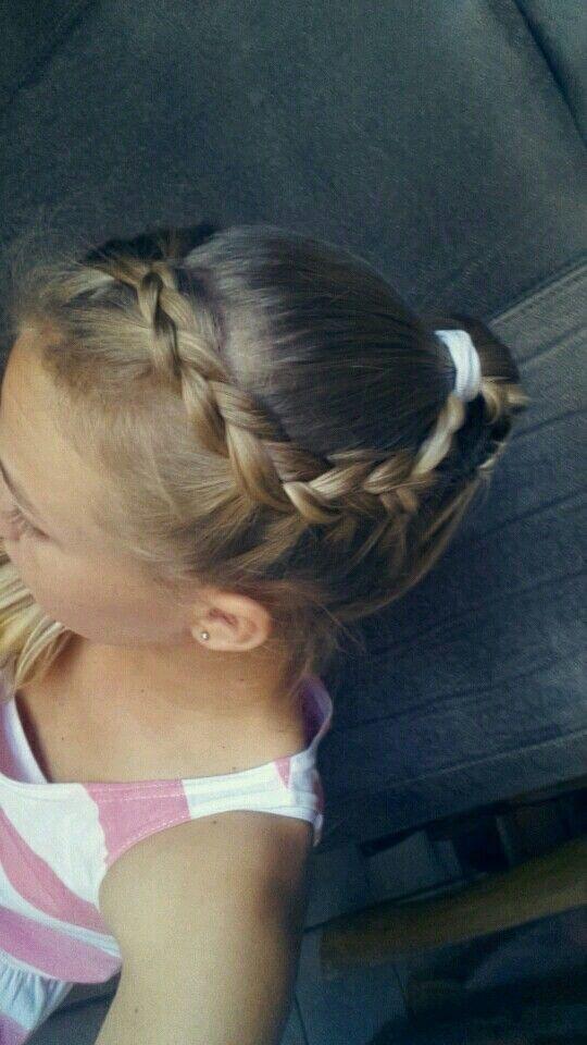 @snapchat....Fun High School Hairstyles