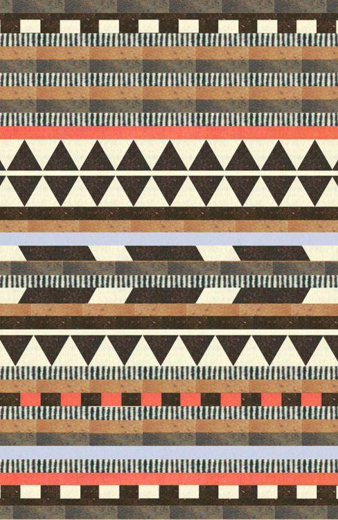 aztec pattern | Tumblr