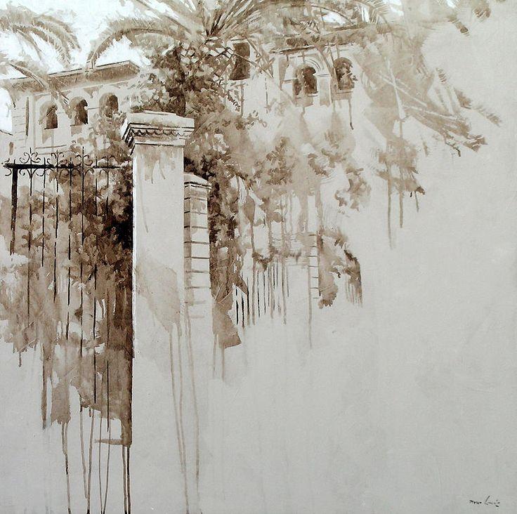 Nono garcía, pintor Murcia, Pintura reciente