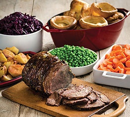 Toby Carvery, home of the roast.....cheap meal for my birthday?