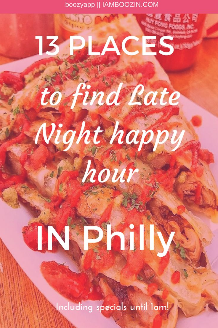 Happy Hour Philadelphia   13 Late Night Happy Hours In Philly {Including specials until 1am}...Click through for more!