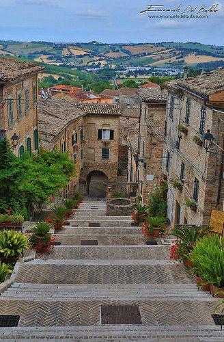 Corinaldo, Marche, Italy- The well of polenta by Gianni Del Bufalo --> https://www.flickr.com/phot...