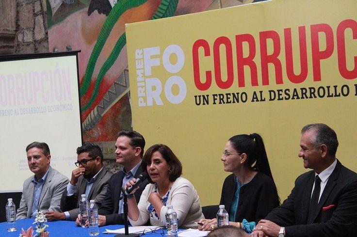 El costo de la corrupción representa entre el 9 y 10 % del PIB, y como consecuencia los costos políticos y sociales se agudizan en tanto no se dimensione el ...