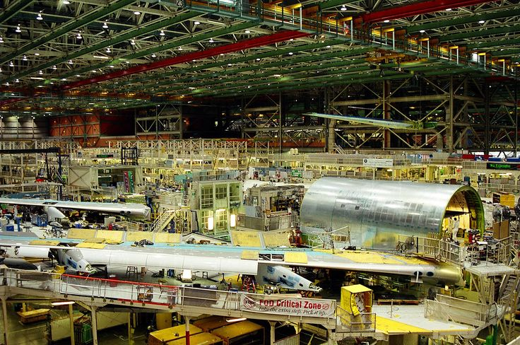 10 things you must know about Everett Boeing Factory ..!! | Jetline Marvel
