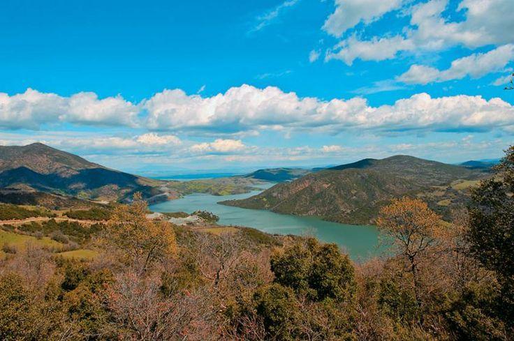 Σμόκοβο: Η «μυστική» λίμνη της Καρδίτσας