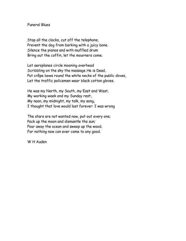 Lyric midnight blues lyrics : Refugee blues by w h auden essay - Essay Academic Writing Service