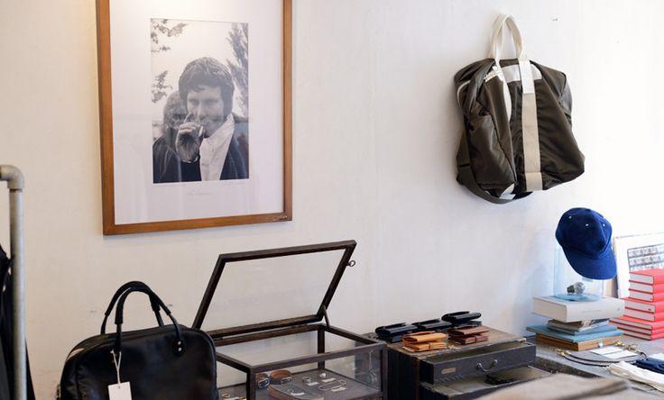 Digawel 1 & 2 - Two shops by designer Kohei Nishimura.