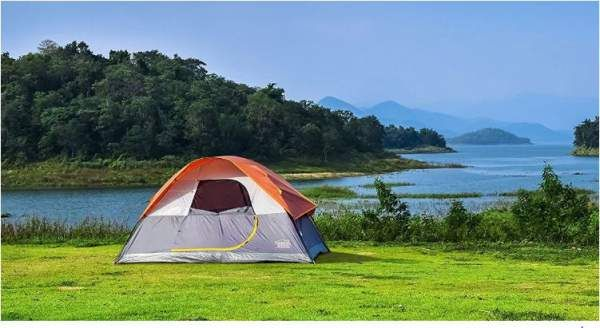 2017 Timber Ridge 6 Person Family Camping Tent Incredible Price Is A Nicely Built Summer For Fami