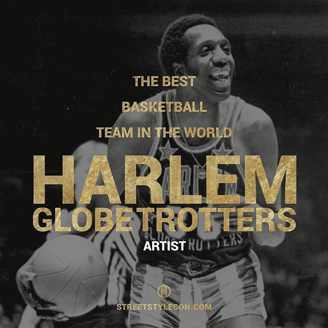 """""""We got the @harlemglobetrotters at Streetstylecon x Tattoocon. Amazing basketballplayers who mix the game with a lot of fun and spectacular moves. Get your tickets and witness them live ! • • •  #fashion #lifestyle #events #streetstyle #streetstylecon #ink #sneakers #sneakerness #artists #performances #sports #culture #urban #inked #tattoos #tats #tattoocon #dortmund #westfalenhalle #approvedsneakers #sneakerFamily#harlemglobtrotters #basketball #thetattoocon #Sneakerness #sports"""" by…"""