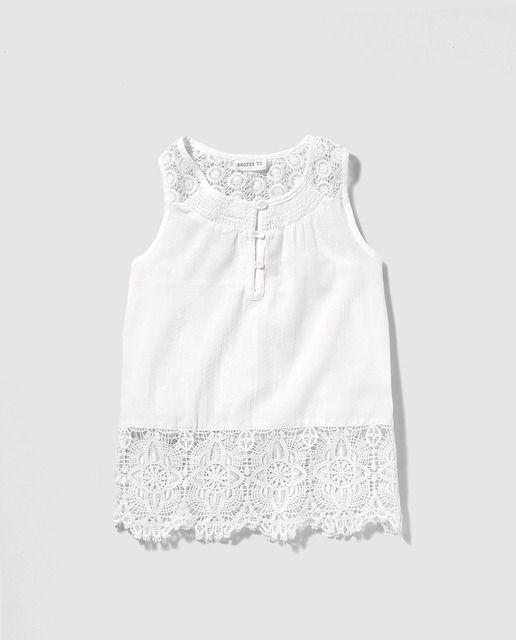 Principales 25 ideas incre bles sobre camisas para ni as - Marcador de ropa mine el corte ingles ...
