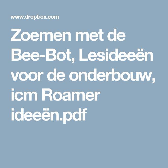 100 best Bee-Bot, Makey Makey en Tinkerbots images on Pinterest - plastik mobe phantastisch