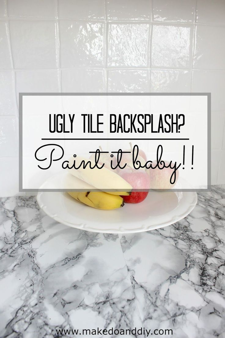 Painting Tiles In The Kitchen 25 Best Ideas About Painting Kitchen Tiles On Pinterest Tile