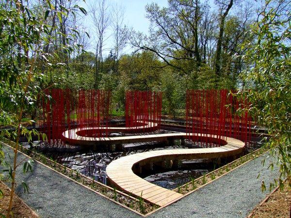 Jardins extraordinaires jardins de collections chaumont - Jardin chaumont sur loire ...