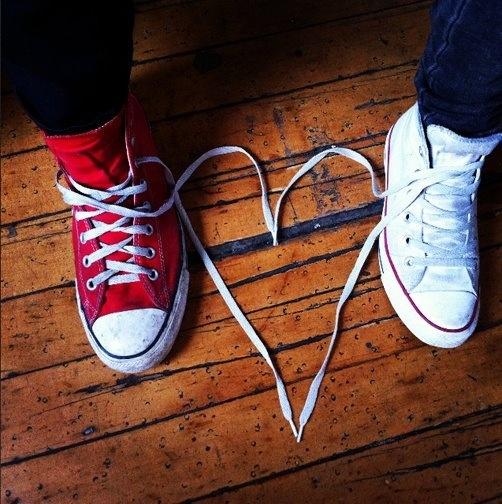 Perfect!  #Converse