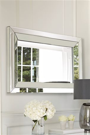 the collection glass mirror from next for the home pinterest shops uk online and the o 39 jays. Black Bedroom Furniture Sets. Home Design Ideas