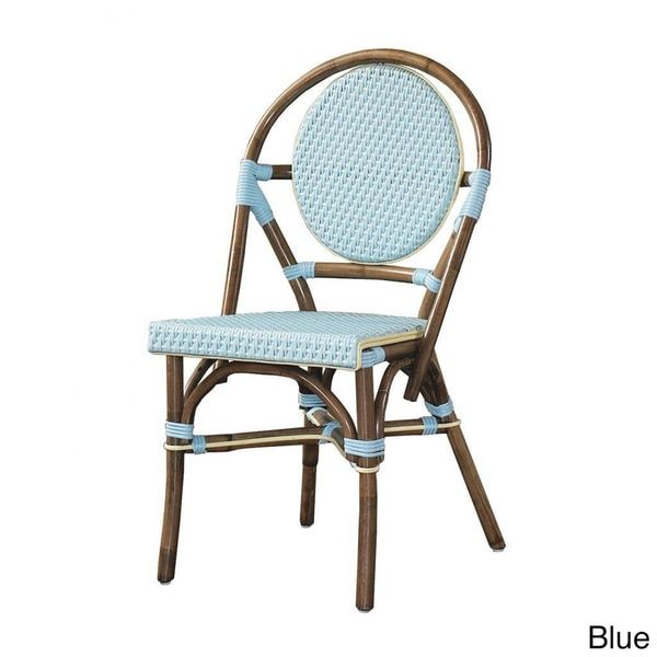 Paris Bistro Chairs (Set of 2) - 16349508 - Overstock.com Shopping - Big Discounts on Dining Chairs