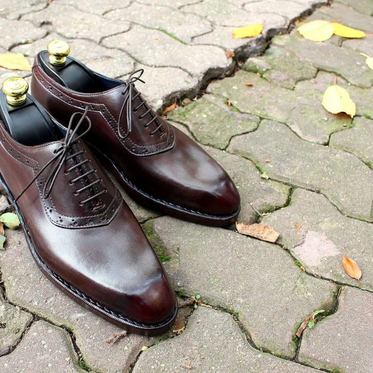 Goodyear Welted Oxford 20 – 3