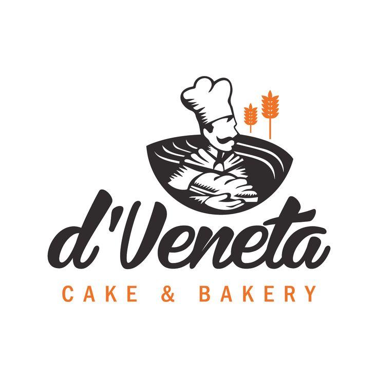 Logo D'Veneta -- Surabaya, Indonesia