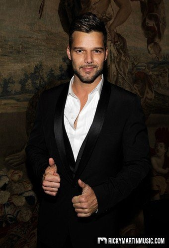 Great Human Being - Ricky Martin