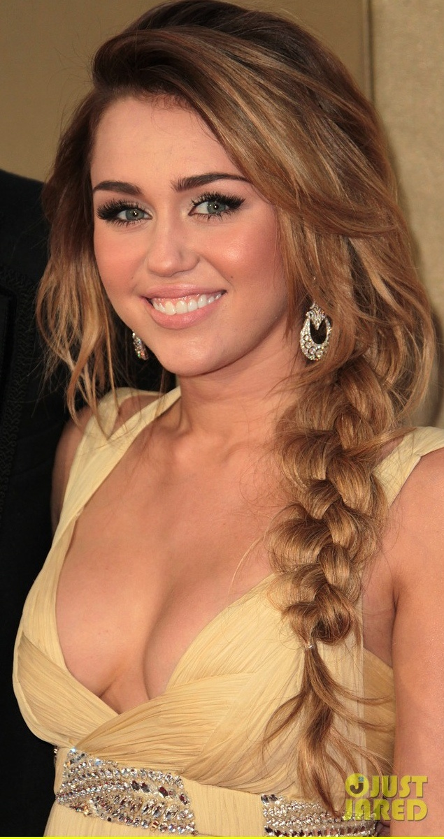 Miley cyrus braid