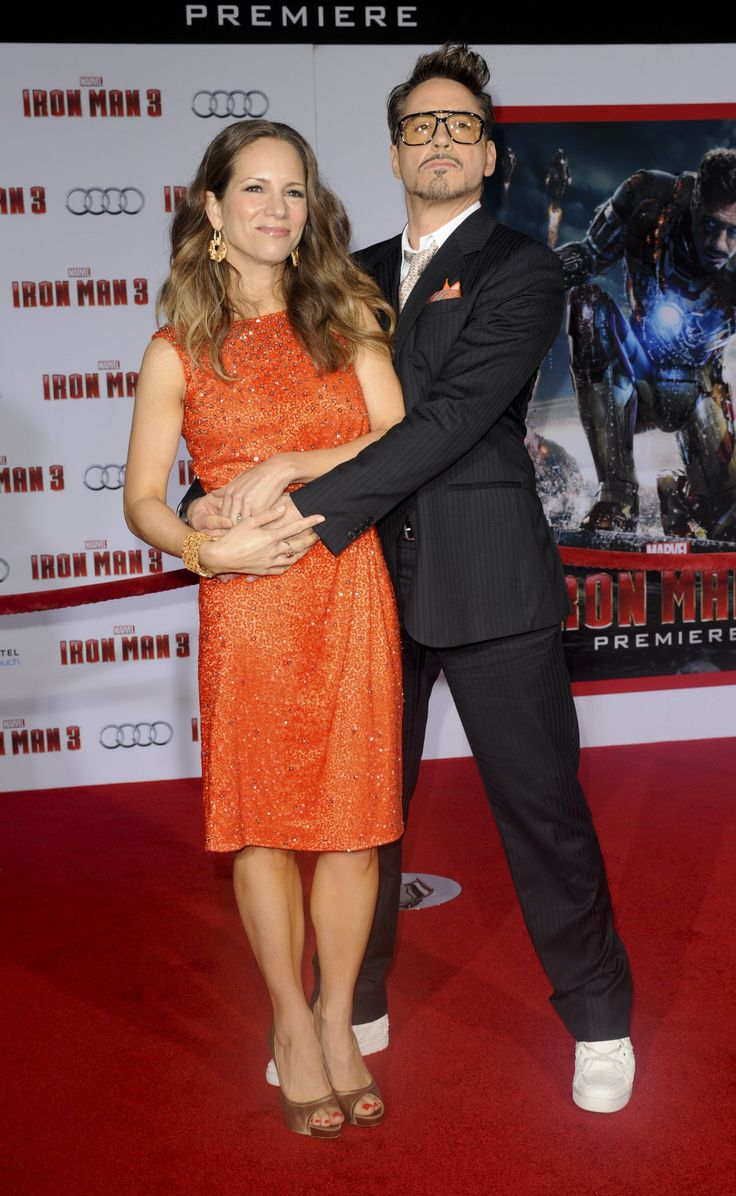 Robert Downey Jr. and wife are expecting baby No. 2