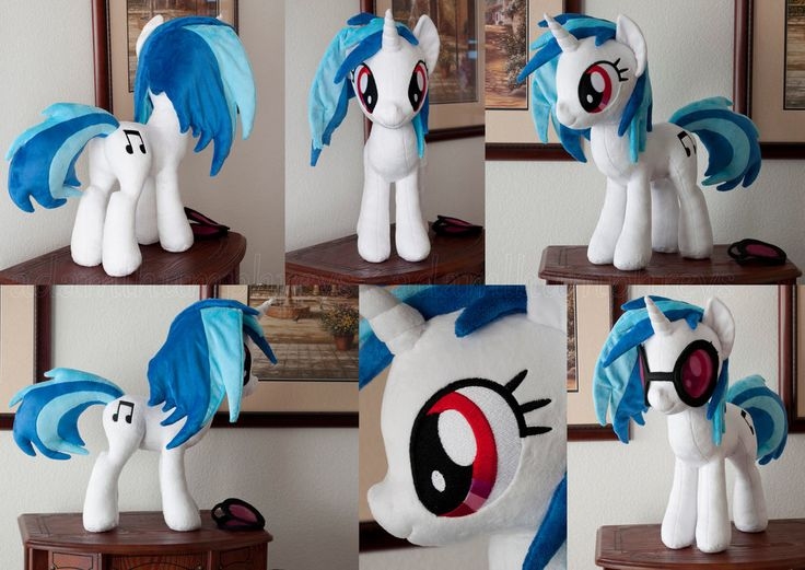 Vinyl Scratch 18'' for alienscorch by adamlhumphreys.deviantart.com on @DeviantArt
