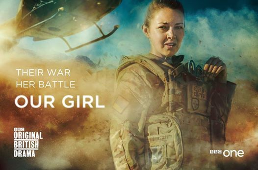 Lacey Turner in Our Girl Series 2 - 2014 - amazing show