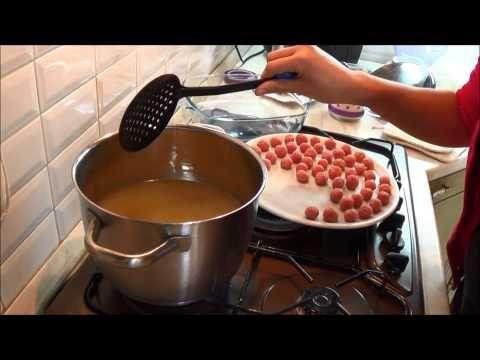 Lasagne in brodo per le grandi occasioni