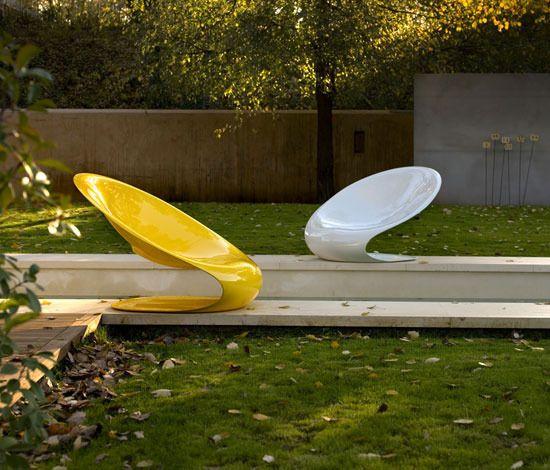 Disk Chair by Karim Rachid