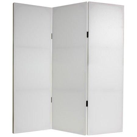 DIY 6 ft. Tall Do It Yourself Canvas Room Divider Screen (more panels available)