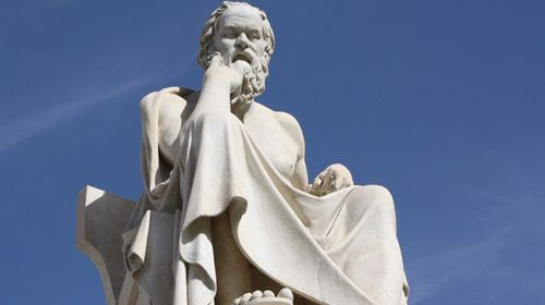 Socrates and Athens:Why we still need to care about both today  Thursday 29 May 2014 18:00 @ Safra Lecture Theatre (Ground Floor) Strand Campus