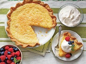 Classic Southern Buttermilk Pie | Bake a sweet memory with Classic Southern Buttermilk Pie. One bite of this creamy pie will take you back in time.