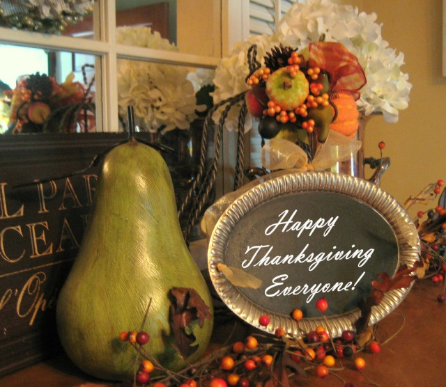 harvestShabby Chic, Website Dedication, Petite Cottages, Thanksgiving 2011