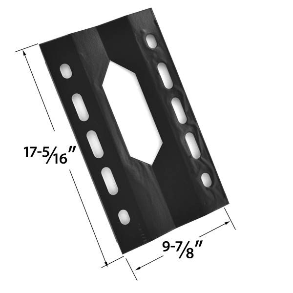 REPLACEMENT PORCELAIN STEEL HEAT SHEILD FOR HARRIS TEETER AND GLEN CANYON 720-0026-LP, 720-0152-LP GAS GRILL MODELS  Fits Harris Teeter Models:   210001  BUY NOW @ http://grillpartsgallery.com/shopexd.asp?id=35020&sid=15815