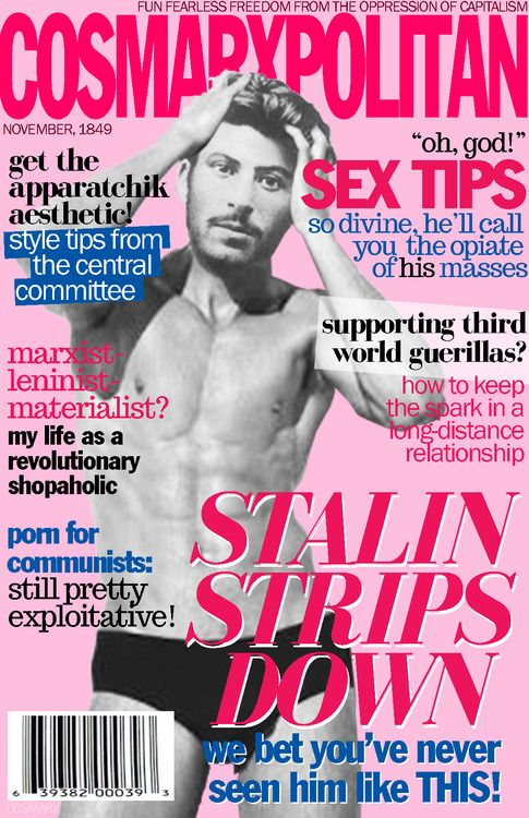 Cosmarxpolitan, Issue 4  Supporting third world guerillas? How to keep the spark in a long distance relationship