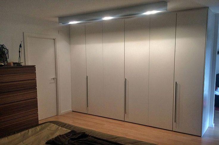 M s de 20 ideas incre bles sobre puertas para armarios - Ideas armarios empotrados ...