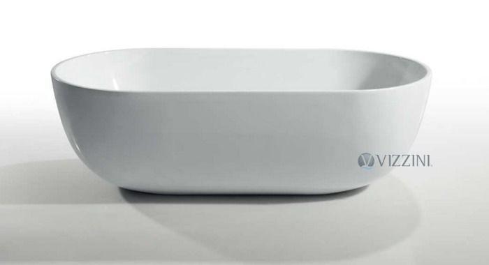Vizzini Amalfi Shower Bath 1780 X900 X550 Mm | Freestanding Baths for sale in North Parramatta