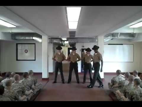 Anyone want to see what the first day of Marine Corps boot camp is like?