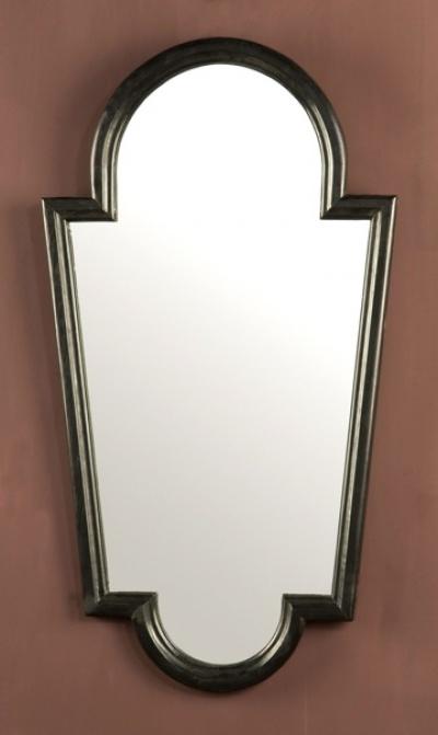 Agadir Mirror - Black